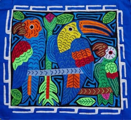 "Panama's Heritage and Tradition  ""The Mola Handicraft"" - ảnh 2"