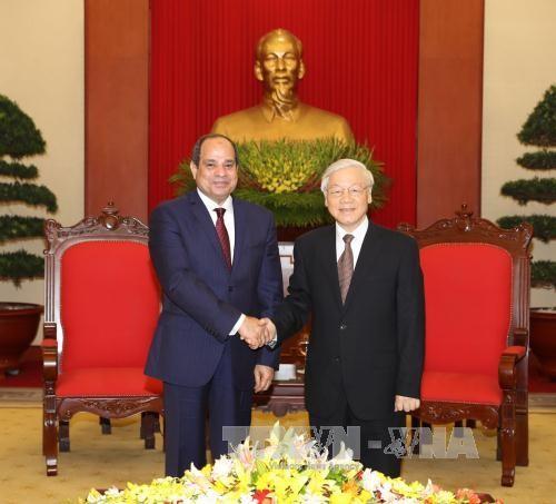Egyptian Ambassador highlights time-honored Vietnam-Egypt relations  - ảnh 2