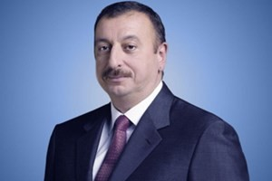 Azerbaijan's President visits Vietnam - ảnh 1