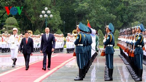 Vietnam, Azerbaijan strengthen comprehensive cooperation - ảnh 1