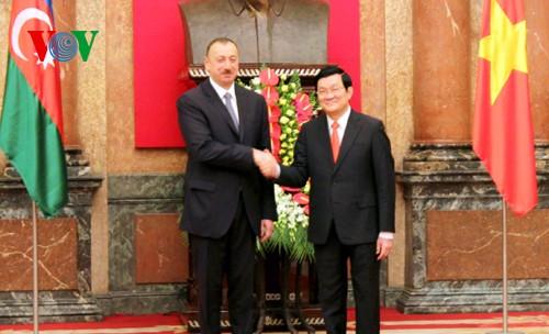 Vietnam, Azerbaijan strengthen comprehensive cooperation - ảnh 2