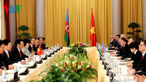 Vietnam, Azerbaijan strengthen comprehensive cooperation - ảnh 3
