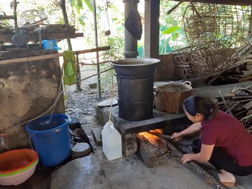 Förderung der Modelle von Genossenschaften und Handwerksdörfern in Ha Giang - ảnh 1