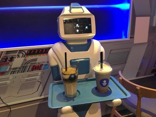 Robo Café, acerca la alta tecnología a la vida cotidiana - ảnh 2