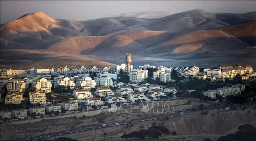 Tensiones en Medio Oriente alrededor de planes anexionistas de territorios ocupados por Israel en Cisjordania - ảnh 1