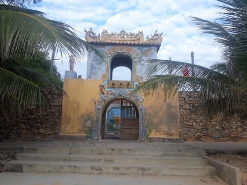 Binh Thuan conserva y promueve los valores de las casas comunales - ảnh 1