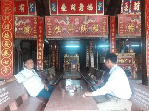 Binh Thuan conserva y promueve los valores de las casas comunales - ảnh 2