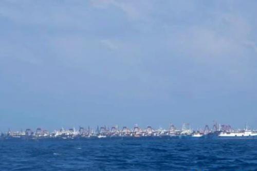 Periódico australiano informa sobre la presencia de barcos chinos en el archipiélago vietnamita de Truong Sa - ảnh 1