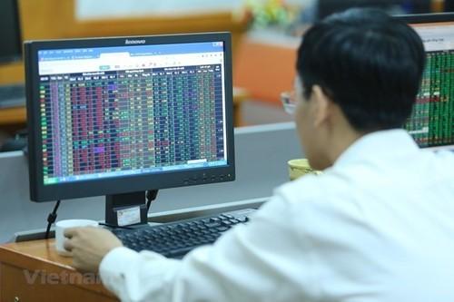 Fuerte crecimiento en el mercado de valores de Vietnam - ảnh 1