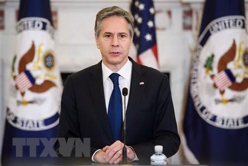 Secretario de Estado estadounidense se dirige al Oriente Medio - ảnh 1