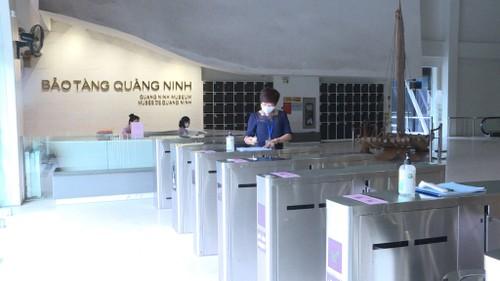 Quang Ninh reanuda actividades turísticas - ảnh 1