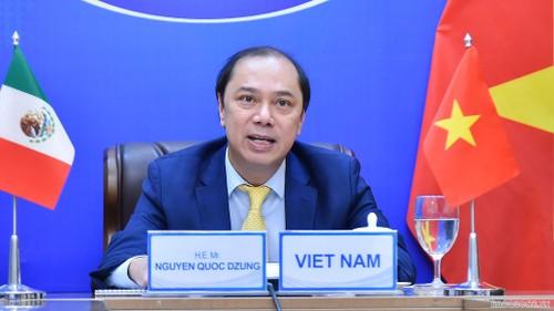 Vietnam y México fortalecen la cooperación multifacética - ảnh 1