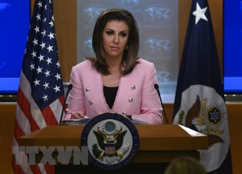 Washington appelle Pékin à cesser le «harcèlement» en mer Orientale - ảnh 1
