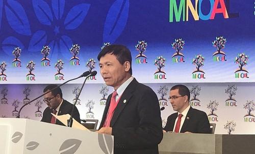 Les nouveaux enjeux du Mouvement des non-alignés et les propositions vietnamiennes - ảnh 2
