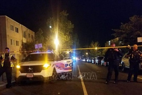 Deux fusillades à Washington: un mort et huit blessés - ảnh 1