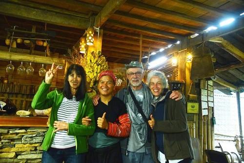 Trang A Chu et son rêve de tourisme communautaire - ảnh 2
