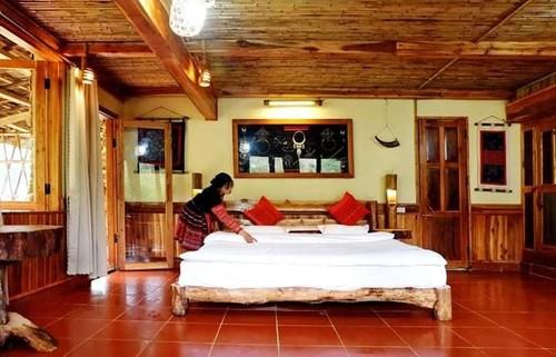 Trang A Chu et son rêve de tourisme communautaire - ảnh 3