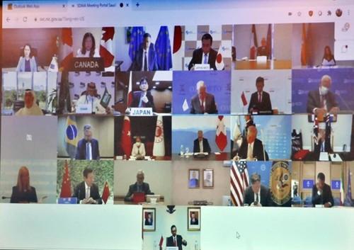G20 : une réponse collective pour relancer une économie en récession - ảnh 1