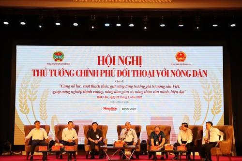 Nguyên Xuân Phuc: le développement agricole et rural est une priorité du gouvernement - ảnh 1