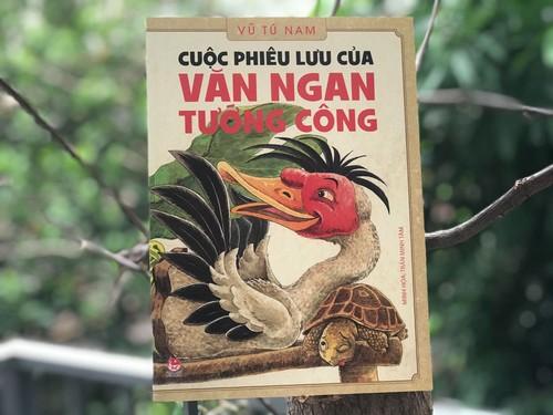 La carrière de l'écrivain Vu Tu Nam - ảnh 3