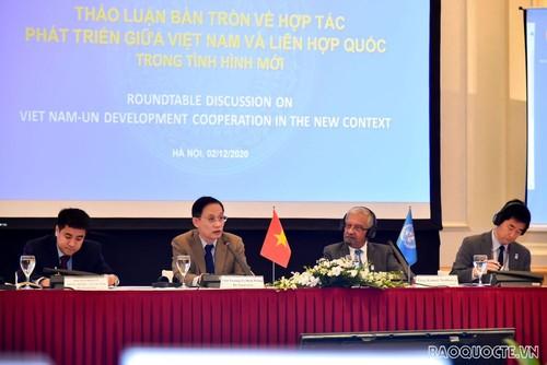 Vietnam-ONU: Élaborer un cadre de coopération pour le développement, période 2022-2026 - ảnh 1