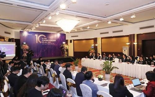 Publication des dix événements les plus marquants de la bourse au Vietnam en 2020 - ảnh 1