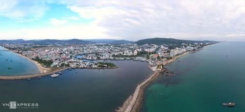Phu Quôc, la première ville insulaire du Vietnam - ảnh 1