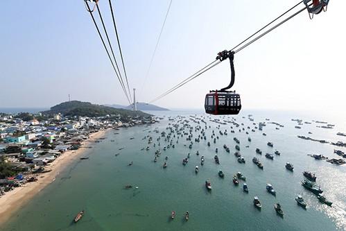 Phu Quôc, la première ville insulaire du Vietnam - ảnh 2