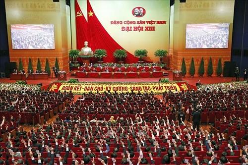 Table-ronde internationale sur le 13e Congrès national du PCV - ảnh 1
