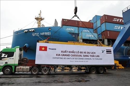 Exportation : le Vietnam a connu une croissance impressionnante en 2020 - ảnh 1