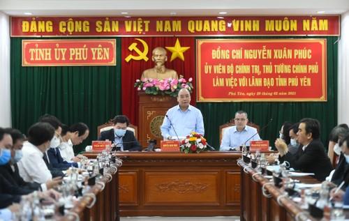 Nguyên Xuân Phuc : le tourisme de Phu Yên est un diamant brut à tailler  - ảnh 1