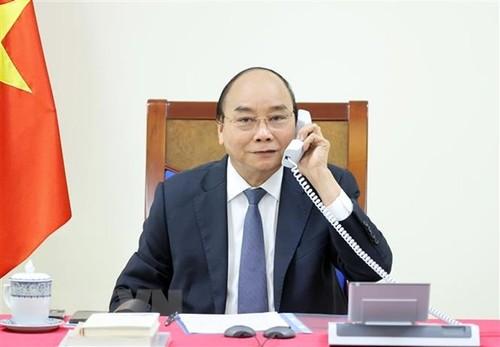 Entretien Nguyên Xuân Phuc - Lee Hsien Loong - ảnh 1