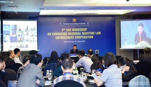 Renforcer la coopération dans l'exécution de la loi en mer - ảnh 1