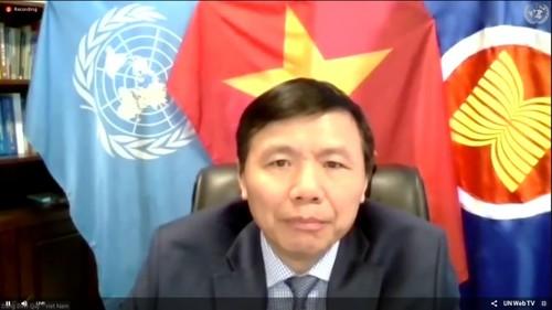 Les problèmes religieux et les conflits en débat au Conseil de sécurité des Nations Unies  - ảnh 1