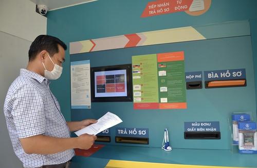 Les percées dans la réforme administratives à Hô Chi Minh-ville - ảnh 2