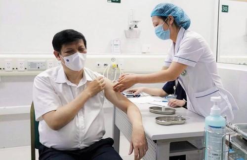 Covid-19: le programme de vaccination se poursuit - ảnh 1