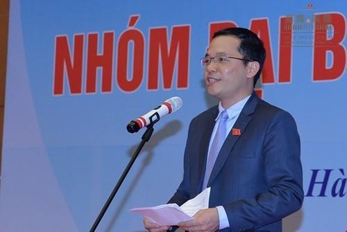 Le Vietnam assiste au Forum des jeunes députés - ảnh 1