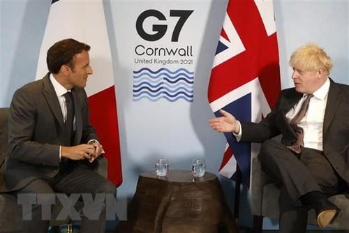 Emmanuel Macron souhaite la création de 10 géants européens de la tech d'ici à 2030 - ảnh 1