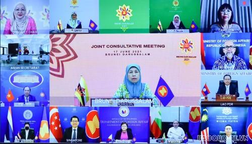 Réunion consultative de l'ASEAN - ảnh 1