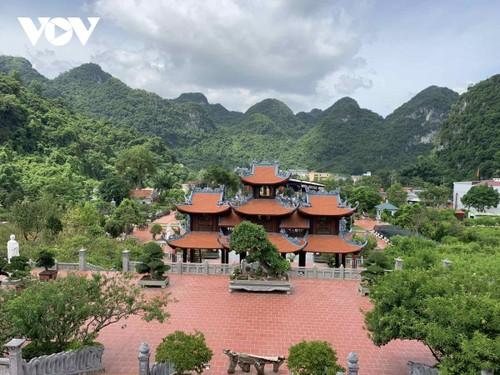 La pagode Tân Thanh - ảnh 2