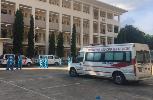 Hô Chi Minh-ville: Les hôpitaux privés soignent les patients du coronavirus - ảnh 1
