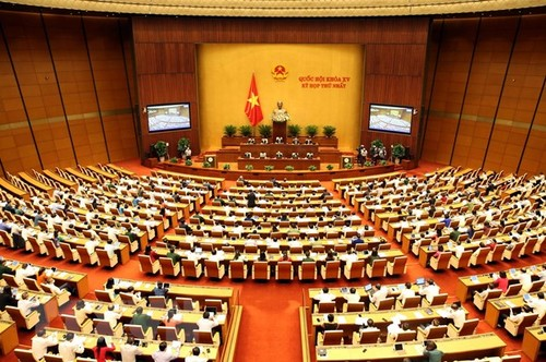 Première session de la 15e législature: le bilan - ảnh 1