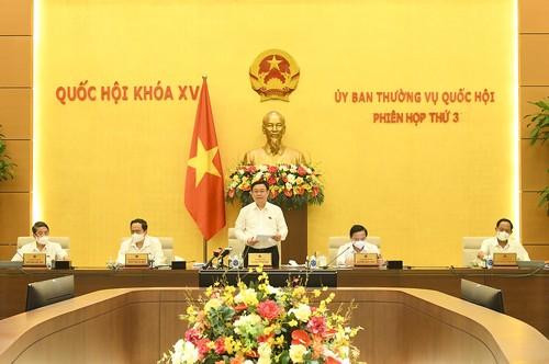 Clôture de la troisième session du comité permanent de l'Assemblée nationale - ảnh 1