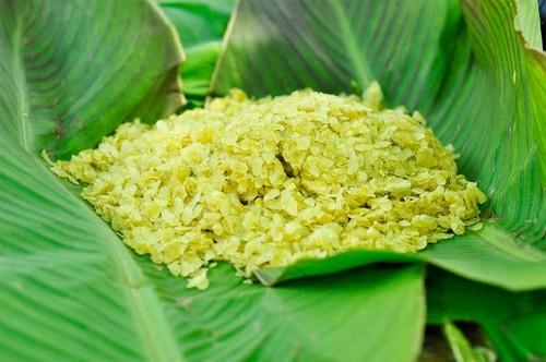 Сезон молодого клейкого риса в Ханое - ảnh 1