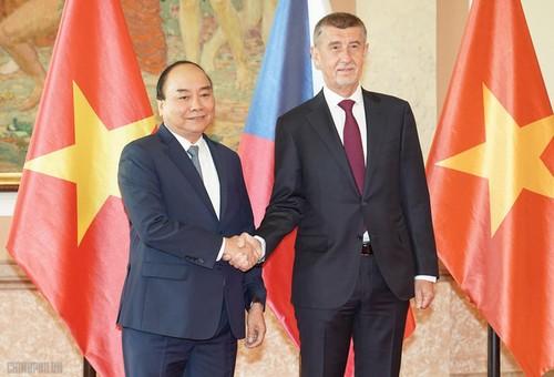 Việt Nam - Cộng hòa Czech tăng cường hợp tác trên nhiều lĩnh vực - ảnh 1