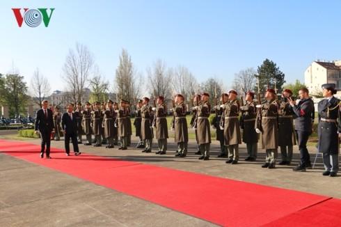 Việt Nam - Cộng hòa Czech tăng cường hợp tác trên nhiều lĩnh vực - ảnh 2