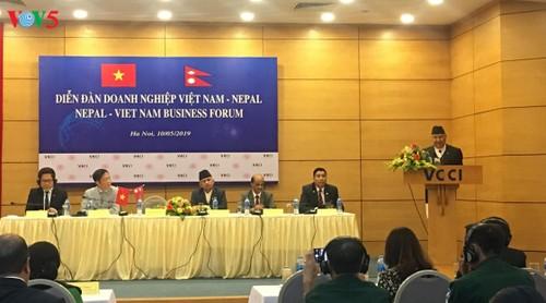 Tiềm năng hợp tác đầu tư, thương mại Việt Nam – Nepal còn rất lớn - ảnh 1