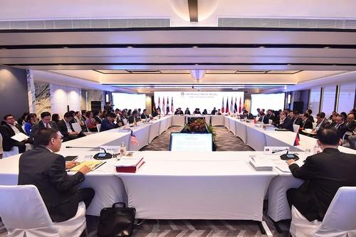 Khai mạc Hội nghị Quan chức cấp cao ASEAN - ảnh 1