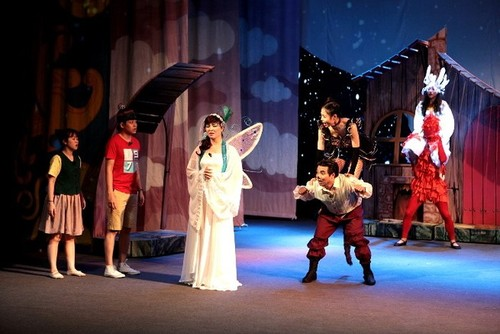 Đặc sắc chương trình sân khấu thiếu nhi dịp hè - ảnh 4