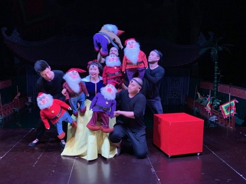 Đặc sắc chương trình sân khấu thiếu nhi dịp hè - ảnh 2